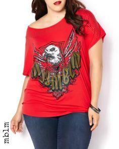 mblm Printed T-Shirt