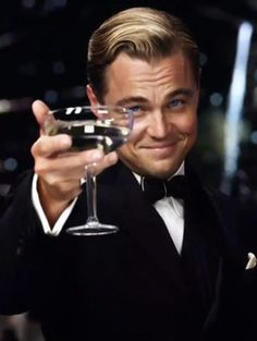 Leonardo DiCaprio in The Great Gatsby His talent for acting amazes me!