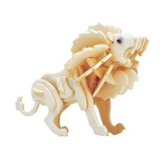 3d #jigsaw #woodcraft construction kit little lion wooden #model puzzles toys,  View more on the LINK: 	http://www.zeppy.io/product/gb/2/371710721921/