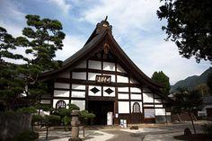 Erin-ji 恵林寺 erinji temple 山梨県 甲州市 古寺