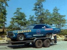 History - Drag cars in motion. Funny Car Drag Racing, Nhra Drag Racing, Funny Cars, Vintage Sports Cars, Vintage Race Car, Cool Car Pictures, Car Carrier, Ford Fairlane, Drag Cars