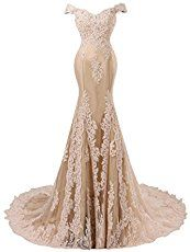 [tps_header]A beautiful mermaid wedding dress is a sexy choice for a bride looking to show off her figure on her wedding day. Mermaid wedding dresses come in lots of styles and we've chosen some of our favorites to sh...