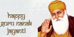 Happy Guru Nanak Jayanti Wishes