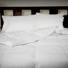 CozyClouds by DownLinens All Season White Down Comforter - Overstock Shopping - Great Deals on Down Comforters