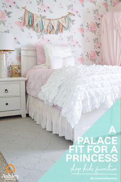 Mar 2020 - Pink is the new neutral. Decorate your child's space in delicate shades of pastel pink to create a dreamy oasis for her. With its versatility, the color palette will stand the test of time. For more check out our boards! Cute Room Ideas, Cute Room Decor, Room Decor Bedroom, Bedroom Ideas, My New Room, My Room, Girl Room, Room Art, Little Girl Bedrooms
