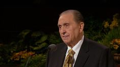 Thomas S. Monson teaches how small acts of love, kindness, and forgiveness can make a big difference in others' lives.