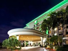 Fort Lauderdale (FL) Holiday Inn Fort Lauderdale Airport United States, North America Stop at Holiday Inn Fort Lauderdale Airport to discover the wonders of Fort Lauderdale (FL). The property features a wide range of facilities to make your stay a pleasant experience. Service-minded staff will welcome and guide you at the Holiday Inn Fort Lauderdale Airport. Television LCD/plasma screen, non smoking rooms, air conditioning, heating, desk can be found in selected guestrooms. To...