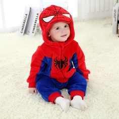 spiderman-rompers-2015-new-hooded-font-b-baby-b-font-romper-winter-long-sleeves-font-b.jpg (700×700)