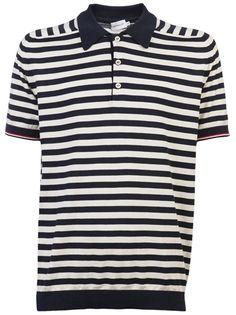 Moncler Camisa Polo Listrada.