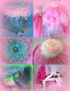 Tuffets are so magical and girly!