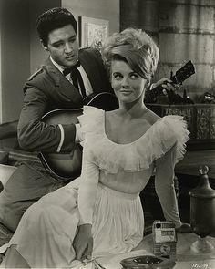 Ann-Margret & Elvis, 1964.  Viva Las Vegas.
