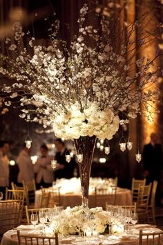 Shape inspiration for the lounge pieces...  tall and full (no mound of hydrangeas or roses at the top).