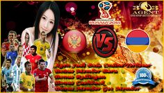 Bocoran Skor Montenegro vs Armenia 11 Juni 2017