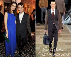The Derek's Blog: Marios Schwab en Louis Vuitton – British Fashion Awards 2012