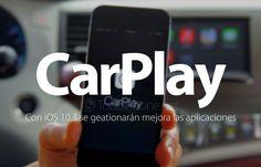 CarPlay gestionará mejor las apps en iPhone con iOS 10.3 http://blgs.co/63KaS0