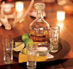 Tequila Cordial