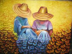 cuadros de oscar tintaya - Buscar con Google Crayon Painting, Figure Painting, Painting & Drawing, Abstract Painters, Color Pencil Art, Daddy, Mexican Art, Pictures To Paint, Flower Art
