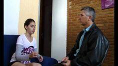 """Model, Actress and Presenter"" Short Brazilian Film by Wellybh Machado. Special GaG Reel 17"
