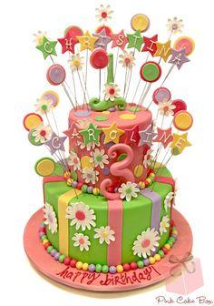 Pink Cake Box Mz. Manerz