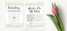Baby shower games can be fun. Really. Give these ones a try at your next shower! #printable #babyshower #babyshowergames #babyshoweractivity #SHdesigns