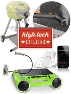 High tech grilling gadgets | The Neighborhood