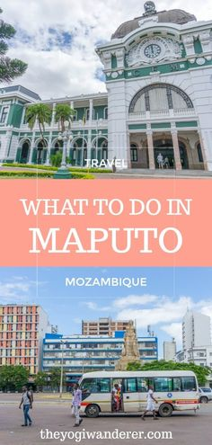 Top 10 things to do in Maputo, Mozambique (plus 1 you can't skip) – Travel and Tourism Trends 2019 Maputo, Travel And Tourism, Us Travel, Travel Plan, Nightlife Travel, Hawaii Travel, Wanderlust Travel, Italy Travel, Africa Destinations