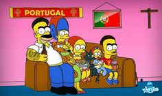 Forca Portugal!