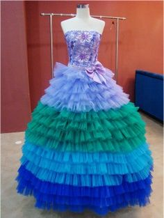 detachable quinceanera dresses blue and purple | Blue Quinceanera Dreses  I love the top but not so much the skirt