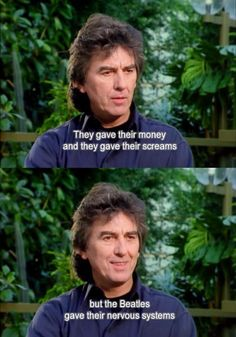 George Harrison quote
