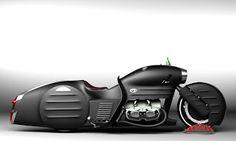 Solifague Design: GL2-m Black edition