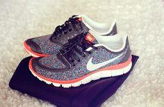 Nike Free Run 5.0 Liberty Shoes.