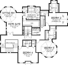 House Plans on small country homes