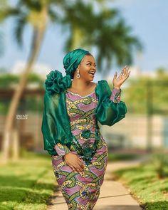 Unique Ankara Styles, Ankara Dress Styles, African Print Dresses, African Print Fashion, African Dress, Nigerian Men Fashion, Latest African Fashion Dresses, Women's Fashion Dresses, African Attire