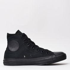 Tênis Converse Chuck Taylor All Star Monochrome H - Compre Agora 4b75afb1a6789