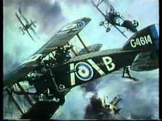 Cavalry Of The Clouds.  WW1 Pilots Documentary 1987 Really good the actual pilots talking about what it was like