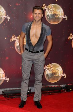 Pasha Kovalev arrives for the launch of 'Strictly Come Dancing 2016' at Elstree Studios on August 30, 2016 in Borehamwood, England.