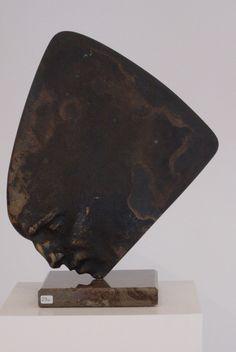 """""""Sailhead"""" - bronze - author Jakub Blazejowski"""