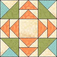Block of Day for February 14, 2015 - Forest Campfire