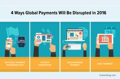 4 Ways Global #Payments Will Be Disrupted in 2016