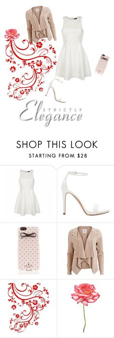 """""""Style."""" by amarenalive ❤ liked on Polyvore featuring Ally Fashion, Zara, Kate Spade, Object Collectors Item and Universal Lighting and Decor"""