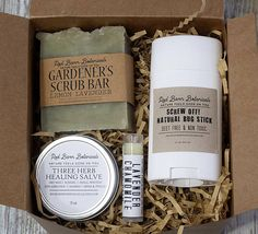 871c038c4fda Christmas Gift Box for Gardeners - Lemon Lavender
