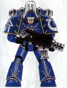 Image - Mk1 Thunder Armour.jpg - Warhammer 40K Wiki - Space ...