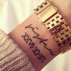 Wrist today