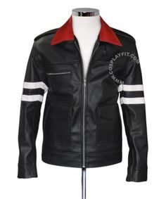 $125 - Prototype Alex Mercer Leather Jacket in for sale