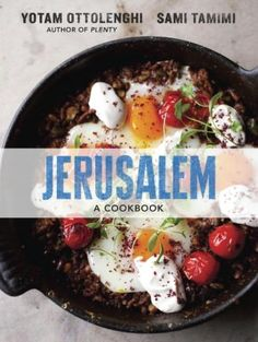 Jerusalem: A Cookbook - Heard about this on NPR yesterday afternoon - I love Middle Eastern / Mediterranean food and this one sounds like it is full of yum!