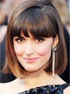 Oblong Face Hairstyles on Pinterest | Oblong Face Shape ...