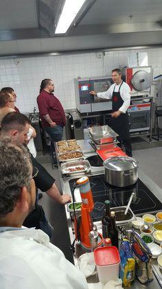 Salvis - smart cooking in Frankfurt