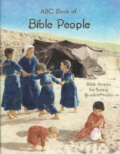 ABC Book of Bible People