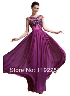 New 2014 custom made modern a-line plus size purple satin cheap evening dresses with beading for brides/ wedding/prom/homecoming $103.00