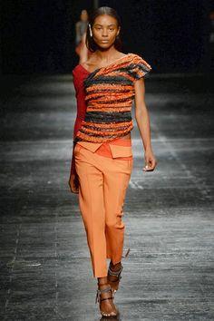 Prabal Gurung Fall/Winter 2014 - New York Fashion Week #NYFW